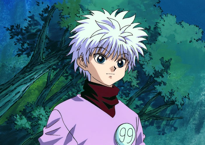 Killua%20in%20the%20forest